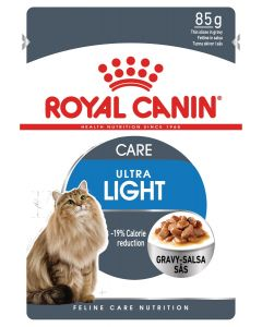 Royal Canin Ultra Light Cat Food 1.02 Kg