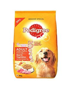 Pedigree Chicken and Vegetable Adult Dog Food 20 kg