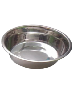 Pets Empire Standard Dog Feeding Bowl Polished 2850 ml