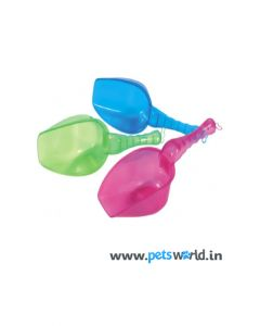 Pet Brands Translucent Pet Food Scoop