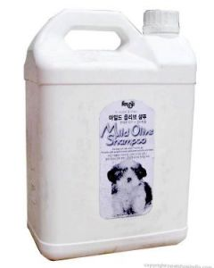 Forbis Mild Olive Dog Shampoo 4 ltr