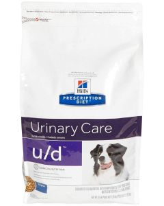 Hills Prescription Diet's u/d Canine 1.5kg