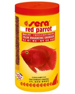 Sera Red Parrot Speciality  Fish Food 160 gms