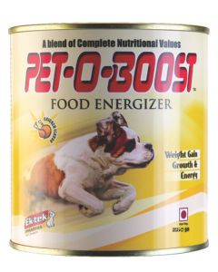All4Pets Pet-O-Boost Food Energizer Dog Supplement 250 gms