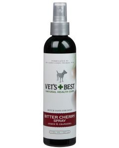 Vet's+Best Bitter Cherry Spray For Dogs 225 ml