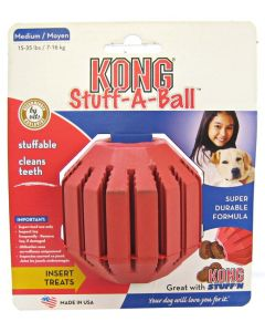 KONG Stuff A Ball Dog Toy Medium
