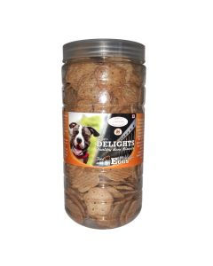 Petdig Delights Eggs With Multigrain Dog Biscuits 820 gms