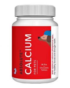 DROOLS Absolute Calcium Tablet 50 Pcs