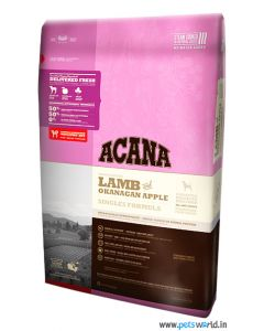 Acana Lamb & Okanagan Apple Dog Food 340gms