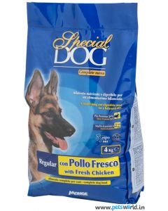 Special Dog Regular With Fresh Chicken Adult Dog Food 4 Kg