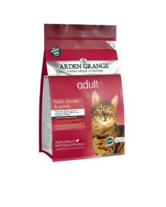 Arden Grange Adult Cat Chicken Food 400 Gms