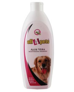 All4Pets Aloevera Shampoo 500 Ml