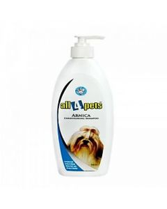 All4Pets Arnica Shampoo 500 Ml