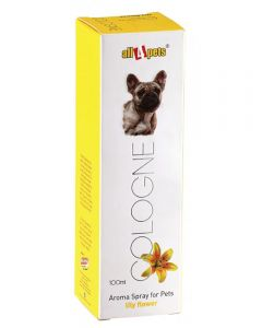 All4Pets Cologne Lilly 100 Ml