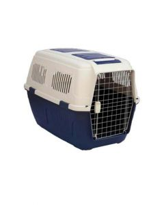All4Pets Fibre Flight Cage LxWxH - 65.5x42.5x57 cm