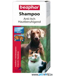 Beaphar Anti Itch Shampoo For Dogs and Cats 200 ml
