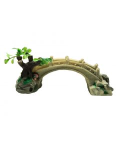 Aquatic Bridge For Aquarium Decoration