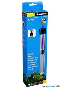 Aqua One Aquarium Heater 55 W