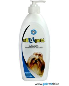 All4Pets ARNICA Conditioning Dog Shampoo 500 ml