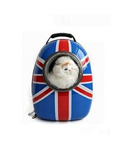 Petsworld Astronaut Pet Cat Dog Puppy Carrier Travel Bag Space Capsule Backpack Breathable