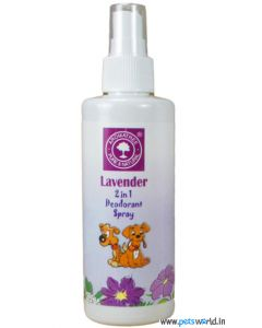 Aromatree Lavender 2 in 1 Deodorant Spray 200 ml