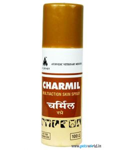 Ayurvet Charmil Skin Spray For Dog 100 ml