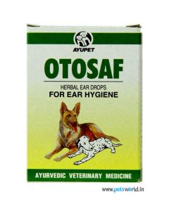 Ayurvet Ostosaf Ear Drop 10 ml