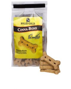 Solid Gold Cinna Bone Dog Biscuits 450 gms