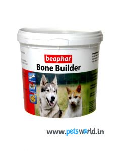 Beaphar Bone Builder Supplement For Dogs and Cats 500 gms