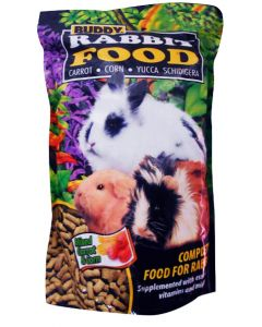Buddy Rabbit Pellet Food 600gm