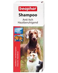 BEAPHAR Anti Itch Shampoo 200Ml
