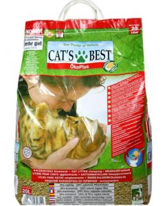 Cat's Best Clumping Cat Litter 20 ltrs