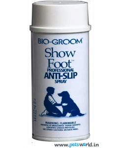Bio-Groom Show Foot Dog Anti Slip Spray 235 ml