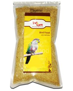Pet en Care Bird Food 100% Natural 500 gms