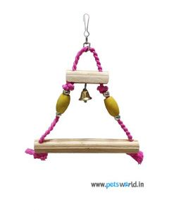 Smarty Avian Triangle Swing Bird Toy