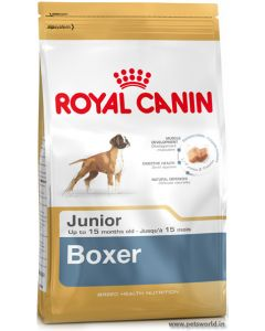Royal Canin Boxer Junior Dog Food 3 Kg