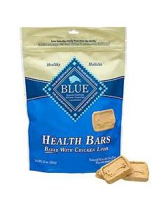 Blue baffalo healthbar dog biscuits