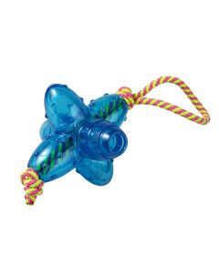 Petstages Orka Chew With Rope Dog Toy