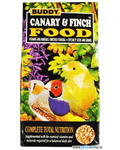 Buddy Canary and Finch Bird Food 680 gm