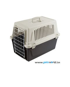 Ferplast Carrier For Small Dogs and Cats Atlas 10 EL - LxBxH : 19x13x11 inch