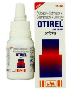 CADILA Otirel Ear Drop 15Ml