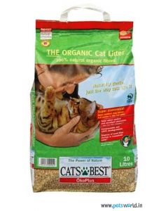 Cat's Best Clumping Cat Litter 10 ltrs