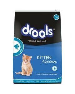 DROOLS Cat Kitten Ocean Fish 4 Kg