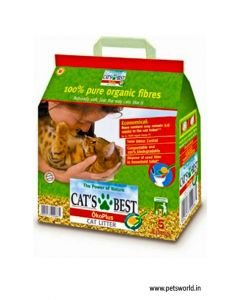 Cat's Best Clumping Cat Litter 5 ltrs
