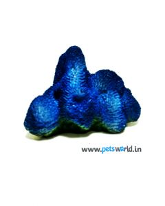 Fish Aquarium Coral Rock - Navy - CH-7720B