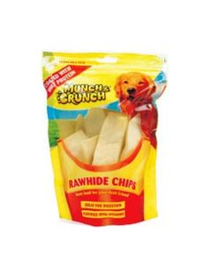 Munch & Crunch Rawhide Chips