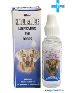 Cipla Naturalune Lubricating Eye Drops 10 ml