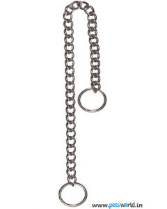 Trixie Dog Choke Chain Stainless Steel XLarge 2.5 mm