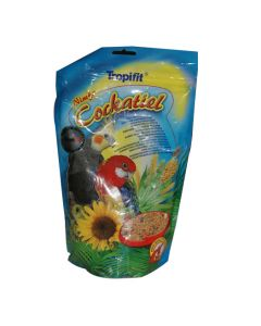 Tropifit Cockatiel Bird Food