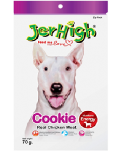 Jerhigh Dog Treats Cookie 70 gms